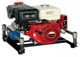 600l / Min Flow Rate Diesel Fire Pump , 0.55mpa Rated Pressure Fire Fighting Pumps