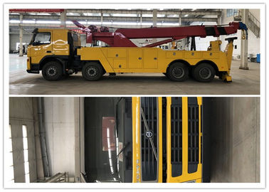 45m Steel Cable Heavy Wrecker Trucks Rated Pulling Power Winch 25000kg